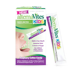 Kids Alternatives Raspberry 30 ct by Alternavites (2587964014677)