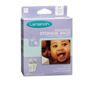 Lansinoh Breastmilk Storage Bags 25 each by Lansinoh (2587514404949)