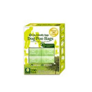 Eco Friendly Green Bone Dispenser Refill Bags 200 Count by Green N Pack (2588102393941)