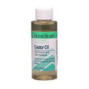 Castor Oil 8 FL Oz by Home Health
