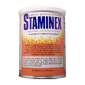Staminex With Ginseng, 16 Oz by Lewis Labs