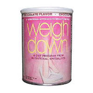 Weigh Down Chocolate 16 Oz by Lewis Labs