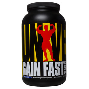Gain Fast 3100 Vanilla 5.1 Lb by Universal Nutrition