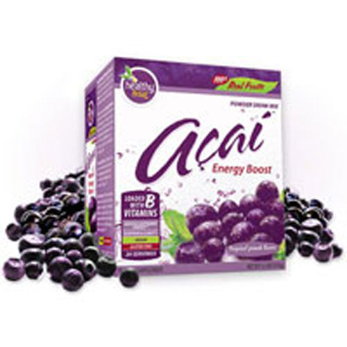 Acai Energy 24 Pack by To Go Brands Inc