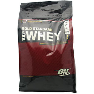 100% Whey Gold Chocolate 10.37 lb by Optimum Nutrition (2584250679381)