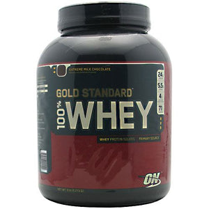 100% Whey Gold Extreme Chocolate 5.0 lb by Optimum Nutrition (2584250875989)