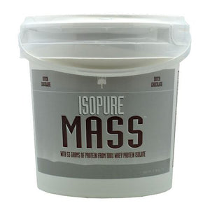 Isopure Mass Vanilla 7.0 lb by Nature's Best (2587257143381)