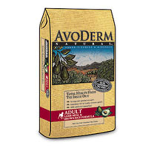 Dry Dog Food Lamb & Rice 15 lb by Avoderm (2587278049365)