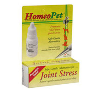 Joint Stress 15 ml by HomeoPet Solutions (2589088088149)