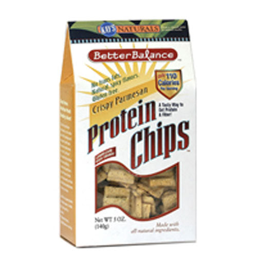 Protein Chips Crispy Parmesan (Case of 6) / 5 oz by Kay's Naturals