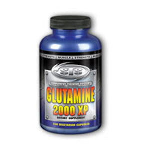 Glutamine 2000XP 150 Count Veg Capsules by Natural Sport