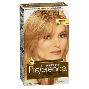 LOreal Superior Preference Hair Color Medium Blonde 1 each by L'oreal (2587423342677)