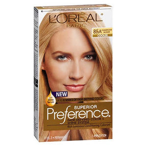 LOreal Superior Preference Hair Color Champagne Blonde 1 each by L'oreal (2587967750229)