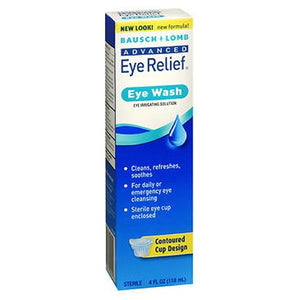 Bausch And Lomb Advanced Eye Relief Wash 4 oz by Bausch And Lomb