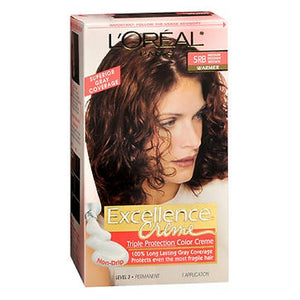 LOreal Excellence Creme Medium Reddish Brown Warmer 1 each by L'oreal (2587426979925)