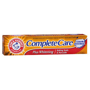 Arm & Hammer Complete Care Toothpaste Extra Whitening 6 oz by Arm & Hammer (2587969454165)