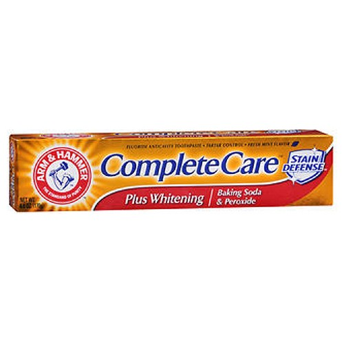 Arm & Hammer Complete Care Toothpaste Extra Whitening 6 oz by Arm & Hammer
