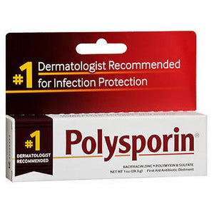 Polysporin First Aid Antibiotic Ointment 1 oz by Polysporin (2587429470293)