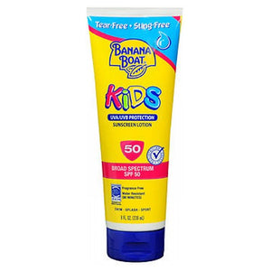 Banana Boat Kids Sunblock Lotion Spf50 8 Oz by Banana Boat