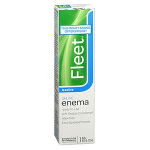 Fleet Enema Adult 4.5 oz by Fleet