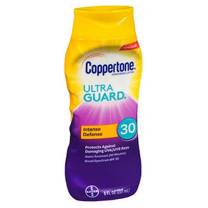 Coppertone Sunscreen Lotion Spf 30 Sunblock 8 oz by Coppertone (2587438809173)