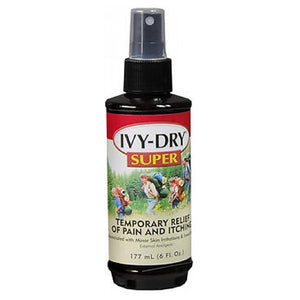 Ivy-Dry Super Itch Spray 6 oz by Ivy-Dry (2587973779541)