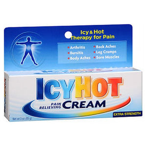 Icy Hot Pain Relieving Cream Extra Strength 3 oz by Icy Hot (2587440873557)