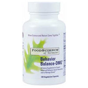 Behavior Balance Dmg 120 Vcaps by Foodscience Of Vermont (2588778954837)
