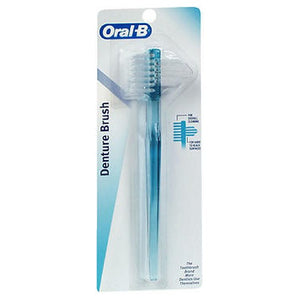 Oral-B Denture Toothbrush Dual Head each by Oral-B
