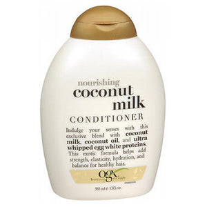Organix Nourishing Coconut Milk Conditioner 13 oz by Organix (2587448672341)
