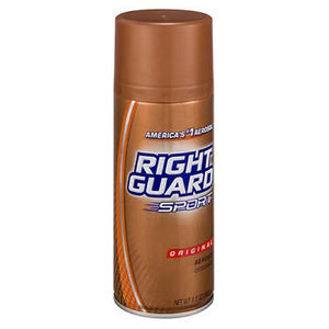 Right Guard Sport Aerosol Deodorant Original 10 oz by Right Guard (2587453358165)