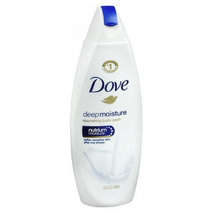 Dove Deep Moisture Body Wash 12 oz by Dove (2587453915221)