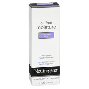 Neutrogena Oil-Free Moisture Sensitive Skin 4 oz by Neutrogena (2587977908309)