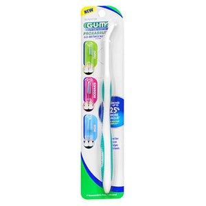 Gum Proxabrush Handle And Refills 1 each by Gum (2587456241749)