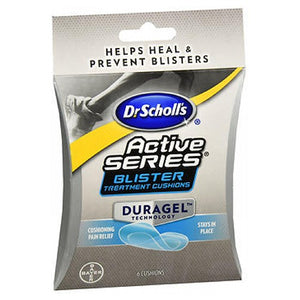 Dr. Scholls Blister Treatment Sterile Cushions 8 each by Dr. Scholls
