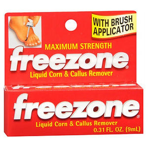 Freezone Corn And Callus Remover Maximum Strength 0.31 oz by Med Tech Products (2587460796501)