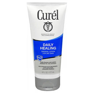Curel Daily Moisture Original Lotion For Dry Skin 6 oz by Curel