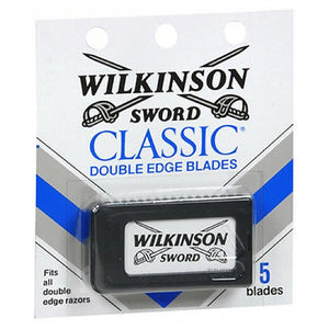 Wilkinson Sword Classic Double Edge Razor Blades each by Schick (2587464269909)