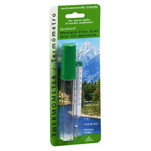 Geratherm Mercury-Free Oral Thermometer 1 each by Geratherm (2587982430293)