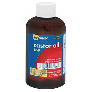 Castor Oil Usp 6 oz by Sunmark