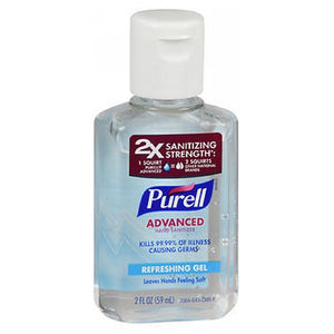Purell Advanced Hand Sanitizer Gel Original 2 oz by Purell (2587466661973)