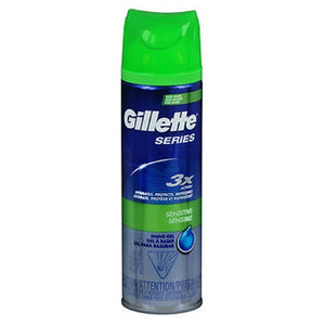 Gillette Series Shave Gel Sensitive Skin 7 oz by Gillette (2587982757973)