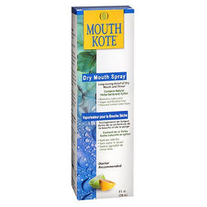 Mouth Kote Oral Moisturizer Spray 8 oz by Mouth Kote