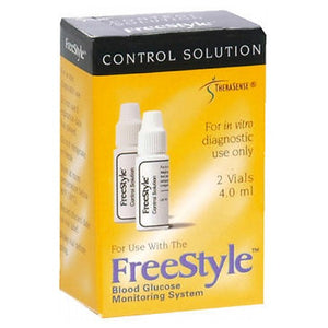 Freestyle Glucose Control Solution 1 each by Freestyle (2587476099157)