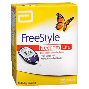 Freestyle Freedom Lite Blood Glucose Monitoring System 1 each by Freestyle