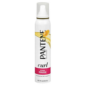 Pro-V Curls Defining Mousse Maximum Hold 6.6 oz by Pantene (2587990818901)