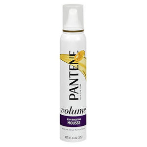 Pro-V Volume Body Boosting Mousse Maximum Hold 6.6 Oz by Pantene (2587488845909)