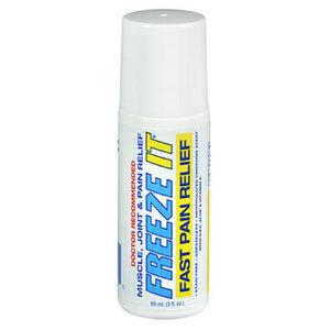 Freeze It Freeze-It Advanced Therapy Roll-On 3 oz by Freeze It (2587491598421)