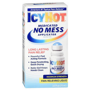Icy Hot Pain Relieving Liquid Maximum Strength 2.5 oz by Icy Hot (2587494940757)