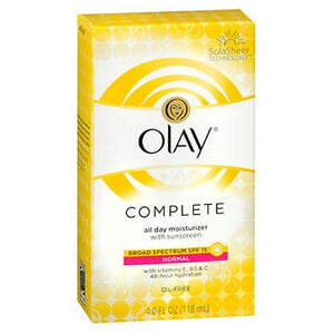 Olay Complete All Day Uv Defense Moisture Lotion 4 Oz by Olay (2587495071829)